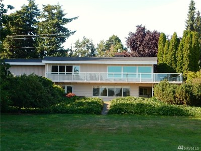 Lynden Single Family Home Sold: 129 E Wiser Lake Rd