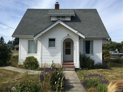 Anacortes Single Family Home Sold: 1620 11th St