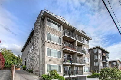 Condo/Townhouse Sold: 8534 Phinney Ave N #202