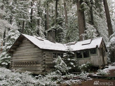 Single Family Home Sold: 11 Usfs - Goat Creek