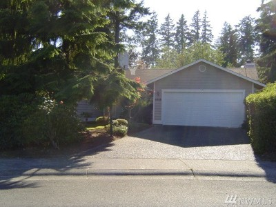 Edmonds WA Single Family Home Sold: $350,000