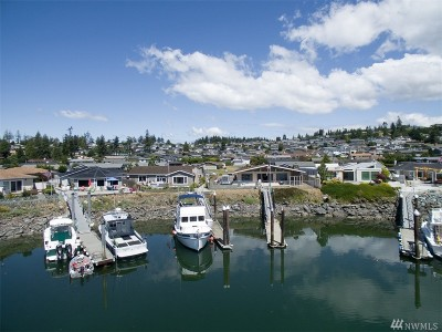 Anacortes Single Family Home Sold: 5307 Doon Wy