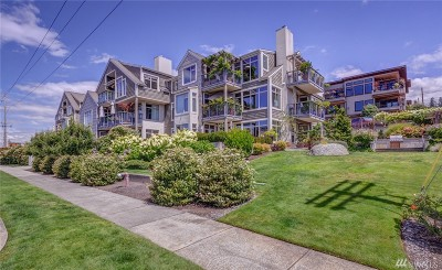 Condo/Townhouse Sold: 807 10th St #102