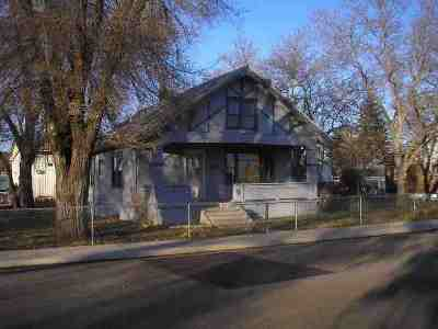 Spokane WA Single Family Home Sold: $154,555