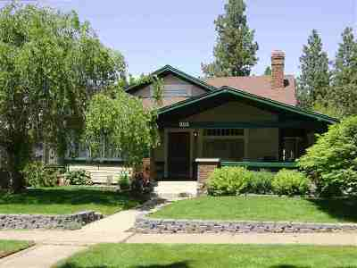 Single Family Home Sold: 808 W 23rd Ave