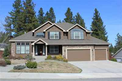 Single Family Home Sold: 6412 S Latah Hills Ct