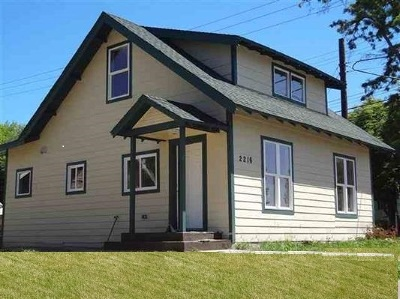 Spokane WA Single Family Home Leased: $90,000