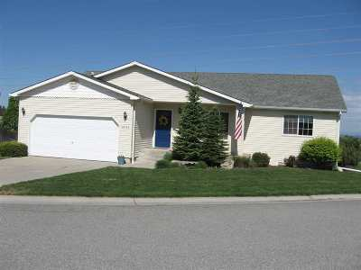 Spokane Valley WA Single Family Home Sold: $189,999