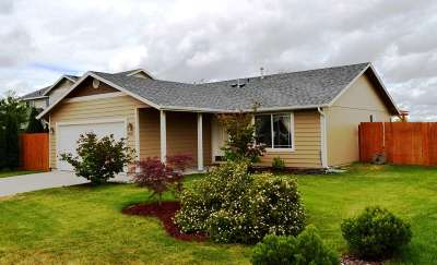 Cheney WA Single Family Home Sold: $179,900