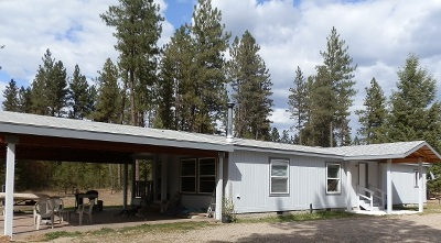 Mobile Home Sold: 4418 Luther Rd