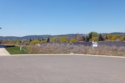 Spokane Valley Residential Lots & Land For Sale: E Jackson