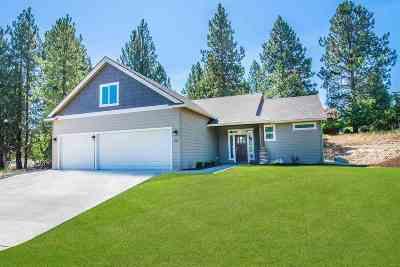 Spokane County, Stevens County Single Family Home Ctg-Inspection: 625 S Herrin Ln #The Falc