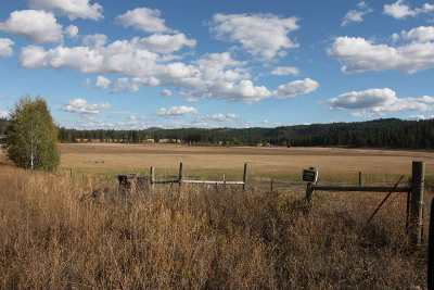 Bonner County, Pend Oreille County Residential Lots & Land For Sale: Hwy 211 And W Calispel