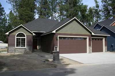 Spokane Valley Single Family Home For Sale: 10719 E 39th Ln