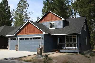 Spokane Valley Single Family Home For Sale: 10723 E 39th Ln