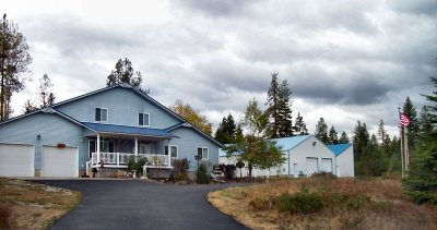 Newport Single Family Home For Sale: 325084 Highway 2 Hwy