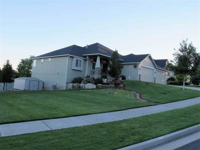 Single Family Home Ctg-Short Sale: 902 E Westcrest Rd