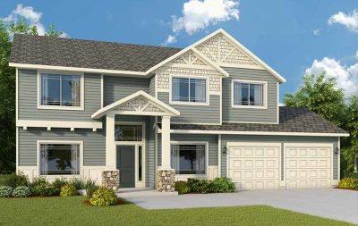 Spokane Single Family Home For Sale: 34xx W Westview Ave