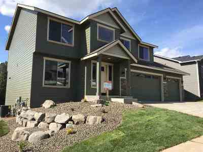 Spokane Valley Single Family Home For Sale: 2714 S Seabiscuit Dr
