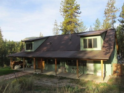 Single Family Home For Sale: 5111 Hunters Campground Rd