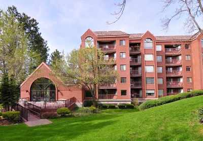 Spokane County Condo/Townhouse For Sale: 221 E Rockwood Blvd, #506 #506
