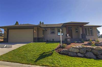 Spokane, Spokane Valley Single Family Home For Sale: 5006 N Hazelwood Terrace Ln