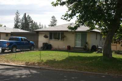 Cheney Multi Family Home For Sale: 4th #1503