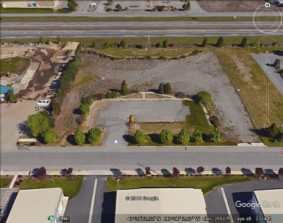 Spokane Valley Residential Lots & Land Ctg-Inspection: E Broadway, Lot 2b
