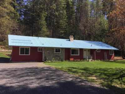 Single Family Home For Sale: 2660 Burnt Valley Rd