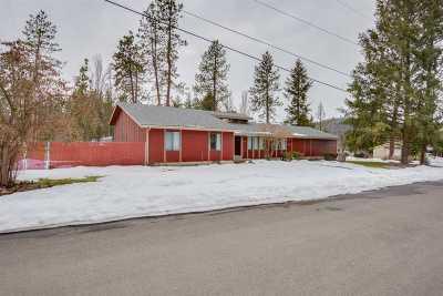 Spokane, Spokane Valley Single Family Home For Sale: 12021 N Country Club Dr