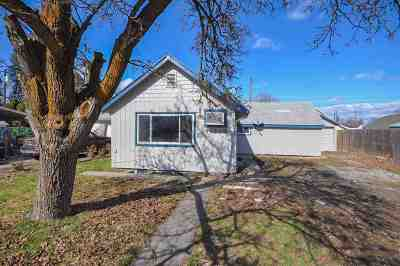 Spokane Single Family Home For Sale: 317 E Walton Ave