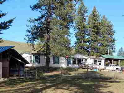 Addy Mobile Home For Sale: 2570 Grimm Rd