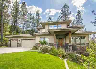 Spokane Single Family Home For Sale: 4906 S Lincoln Way