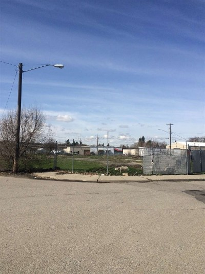 Spokane Commercial For Sale: N Elm