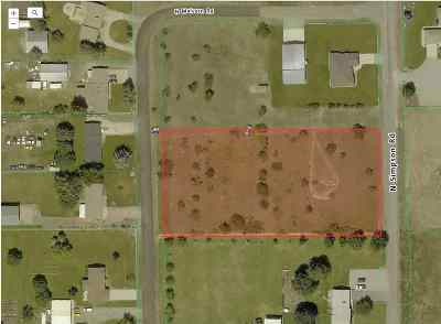 Otis Orchards Residential Lots & Land For Sale: N Simpson