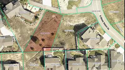Spokane Valley Residential Lots & Land For Sale: S Rowan Terrace #Lot C