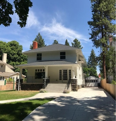 Spokane Single Family Home For Sale: 803 E 26th Ave