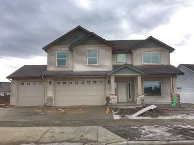 Spokane County, Stevens County Single Family Home For Sale: 3309 W Westview Ave
