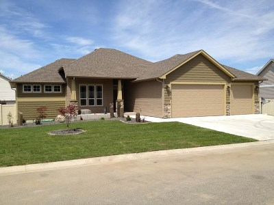 Cheney Single Family Home For Sale: 9501 W Champion Dr