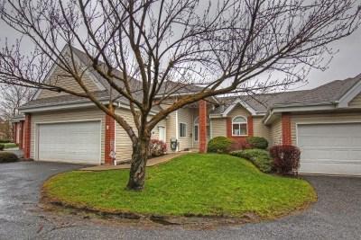 Spokane County Condo/Townhouse For Sale: 223 E Rockwood Blvd, #3 #Villa #3