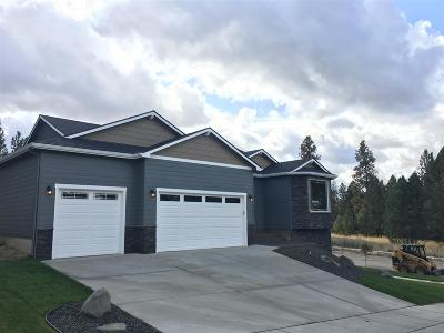 Spokane Valley Single Family Home For Sale: 2725 S Seabiscuit Dr