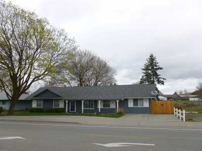 Spokane Valley Single Family Home For Sale: 13721 E Broadway Ave