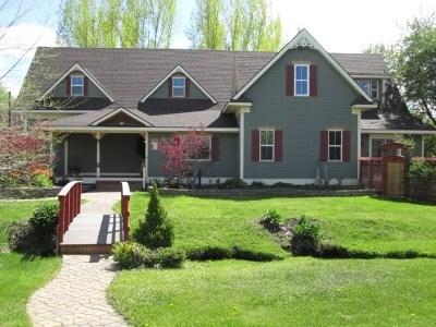 Spokane County, Stevens County Single Family Home For Sale: 903 W King Ave