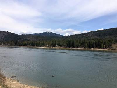 Bonner County, Pend Oreille County Residential Lots & Land For Sale: N Ibbetson