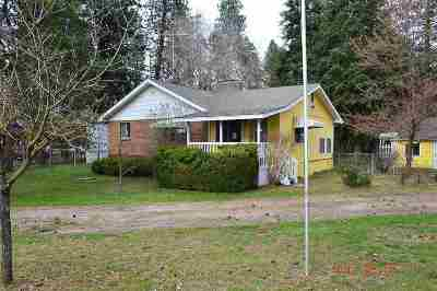 Deer Park WA Single Family Home Sold: $212,000