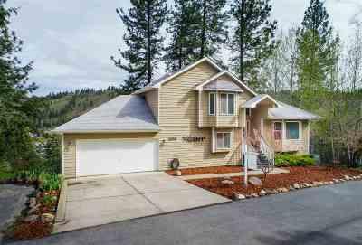 Spokane Single Family Home Chg Price: 4706 S Pender Ln