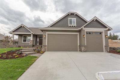 Spokane County, Stevens County Single Family Home For Sale: 5315 N Scenic Ln