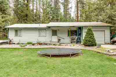 Spokane County, Stevens County Single Family Home For Sale: 3259 Circle Dr