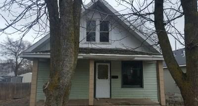 Spokane Single Family Home For Sale: 2411 E Hartson Ave