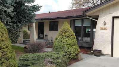 Spokane Valley Single Family Home For Sale: 2524 S University Rd